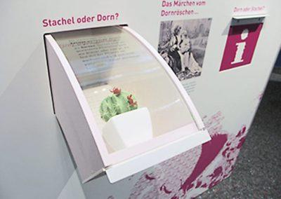 Natur-Museum Luzern Ausstellung Stacheln