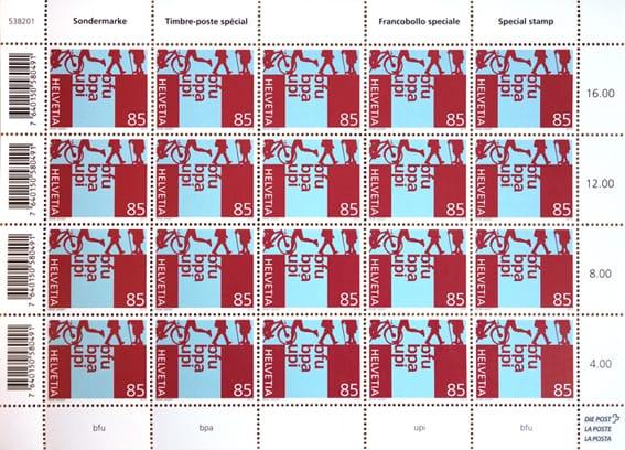 bfu Briefmarken