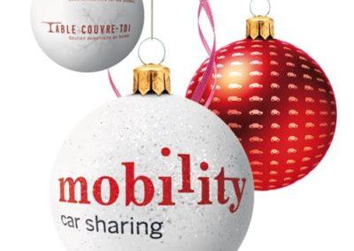 Mobility Weihnachtskarte