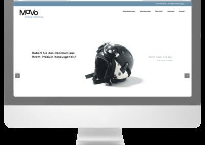 MaVo Beratung Webseite