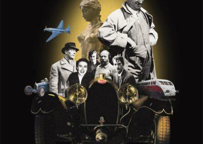 Webseite The Bugattis A2