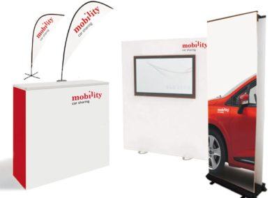 Mobility Messebau