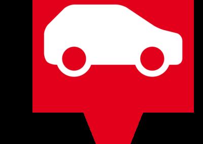 Mobility Standort Icon
