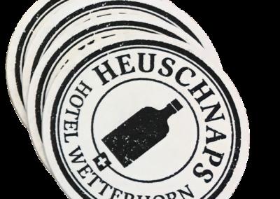 Heuschnaps Schnapsdeckel